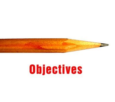 Example general objective research paper